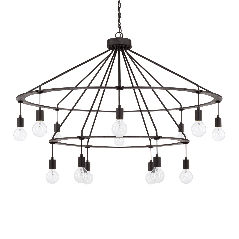14 Light Chandelier by Capital Lighting 425602BI