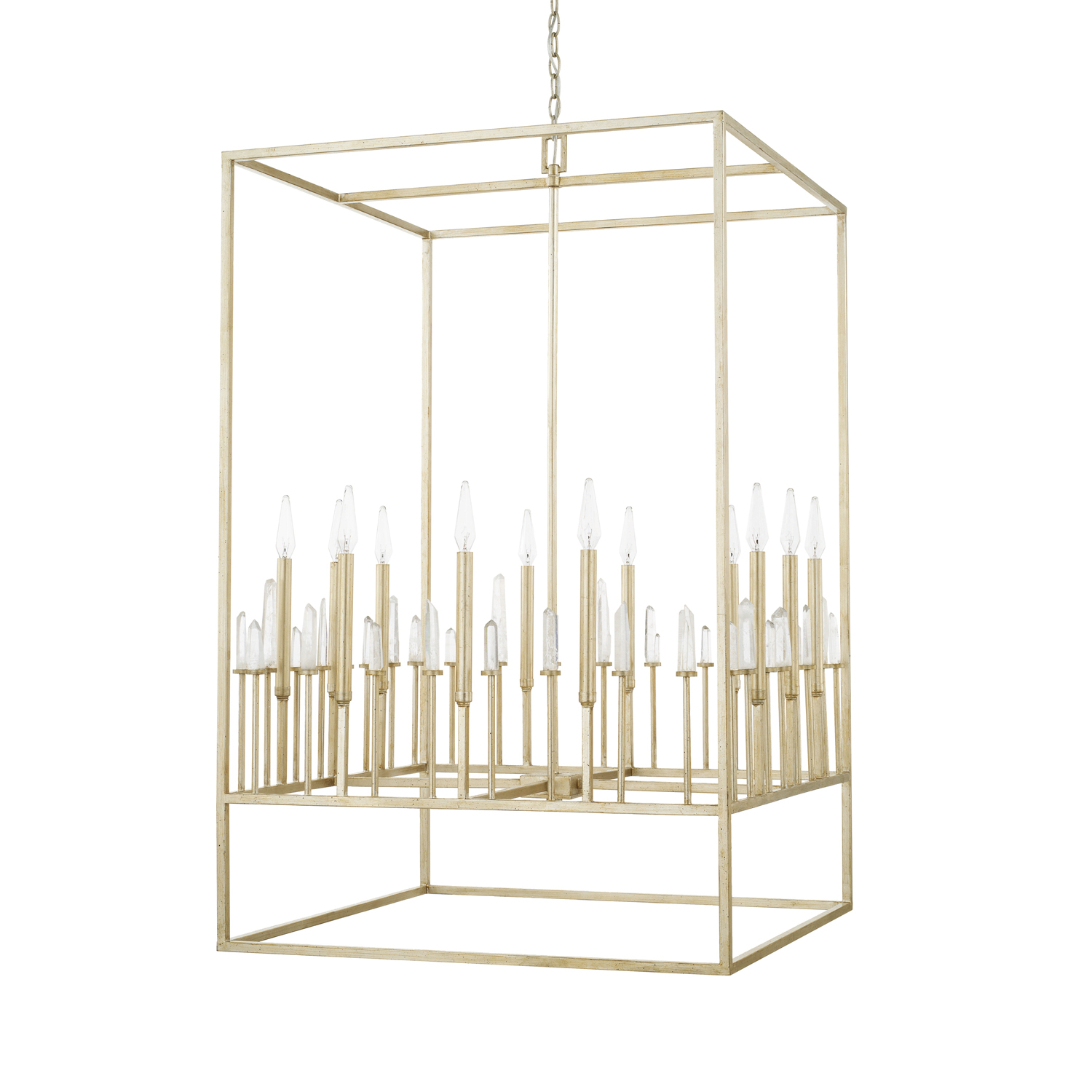 12 Light Foyer Chandelier from the Adira collection by Capital Lighting 528201WG