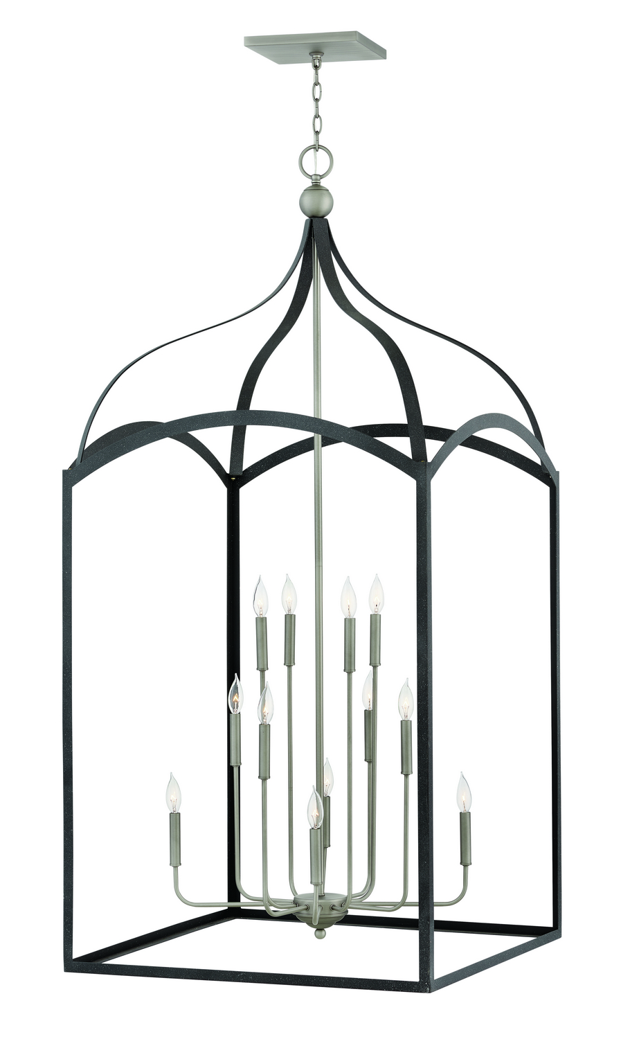 12 Light Chandelier from the Clarendon collection by Hinkley 3419DZ
