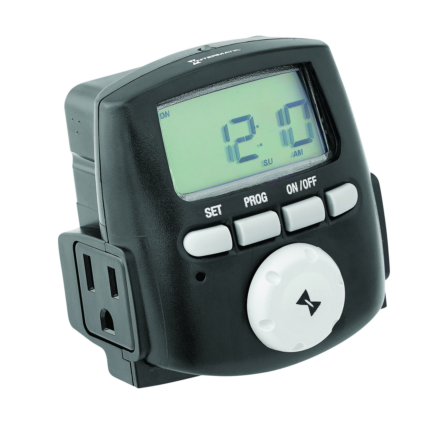 Digital Time Clock from the Accessory Time Clock collection by Hinkley Landscaping 0200LT