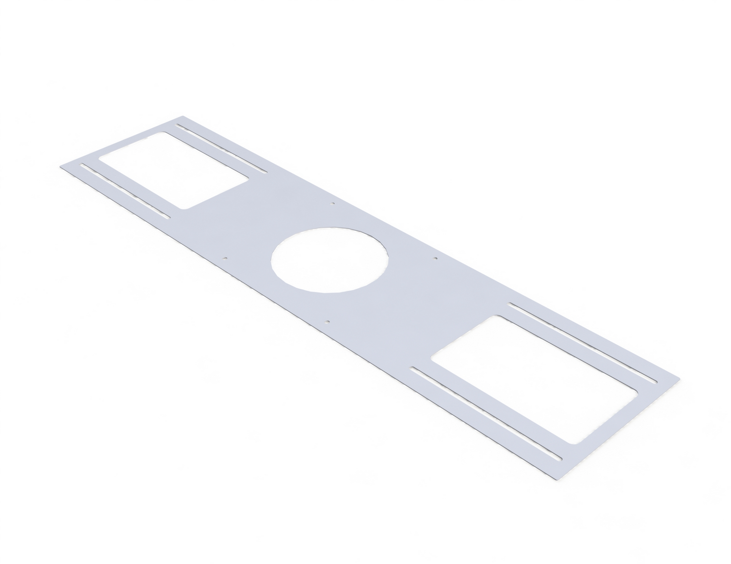 Disc Light Mounting Plate from the Brio Disc Light collection by American Lighting BR4 MP RD
