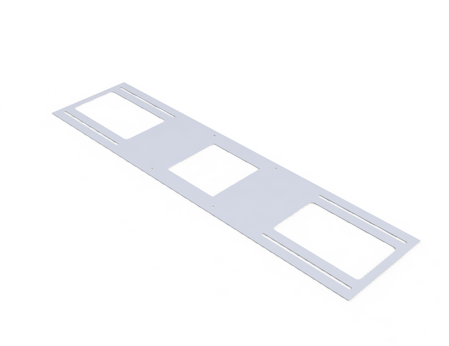 Disc Light Mounting Plate from the Brio Disc Light collection by American Lighting BR4 MP SQ