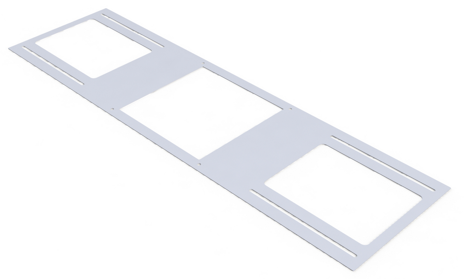 Disc Light Mounting Plate from the Brio Disc Light collection by American Lighting BR6 MP SQ
