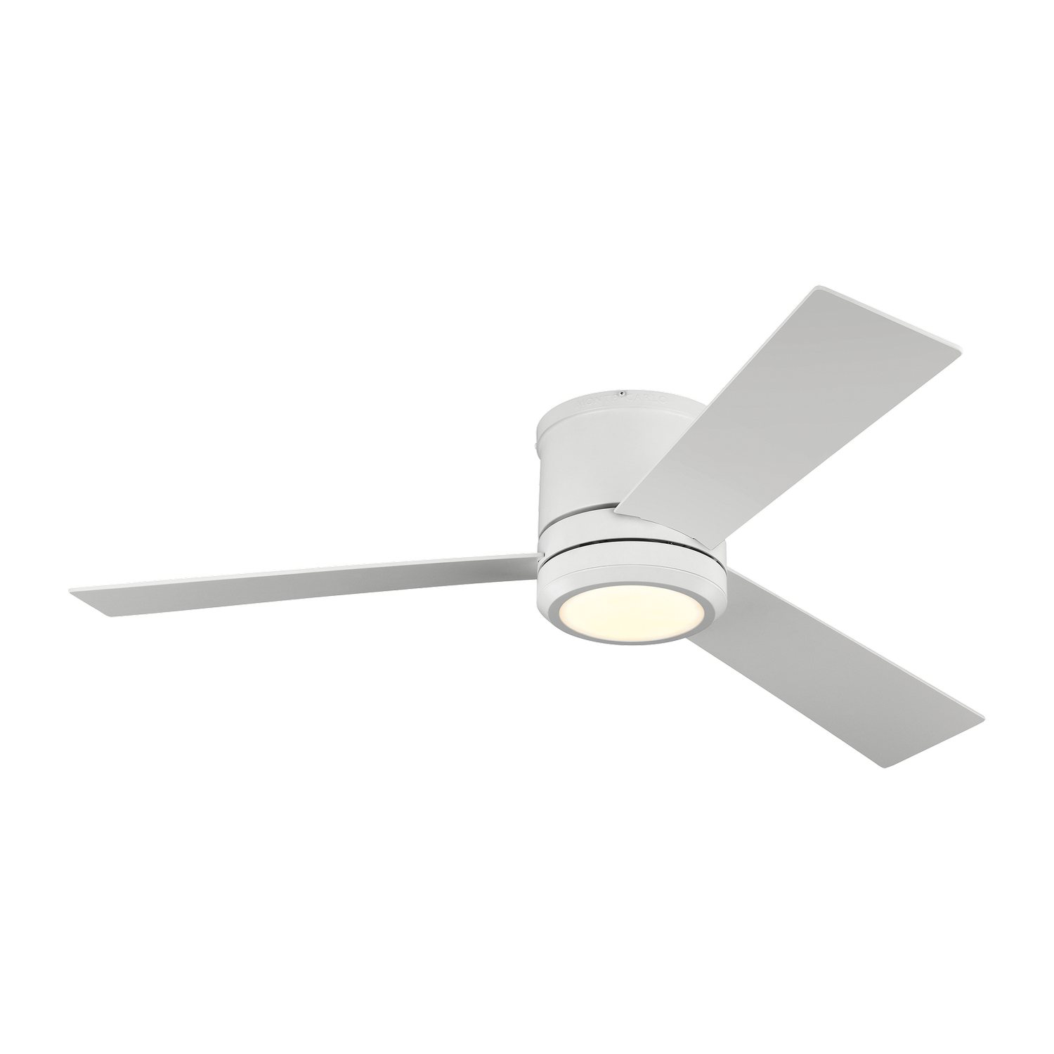 56 inchCeiling Fan from the Clarity Max collection by Monte Carlo 3CLMR56RZWD V1