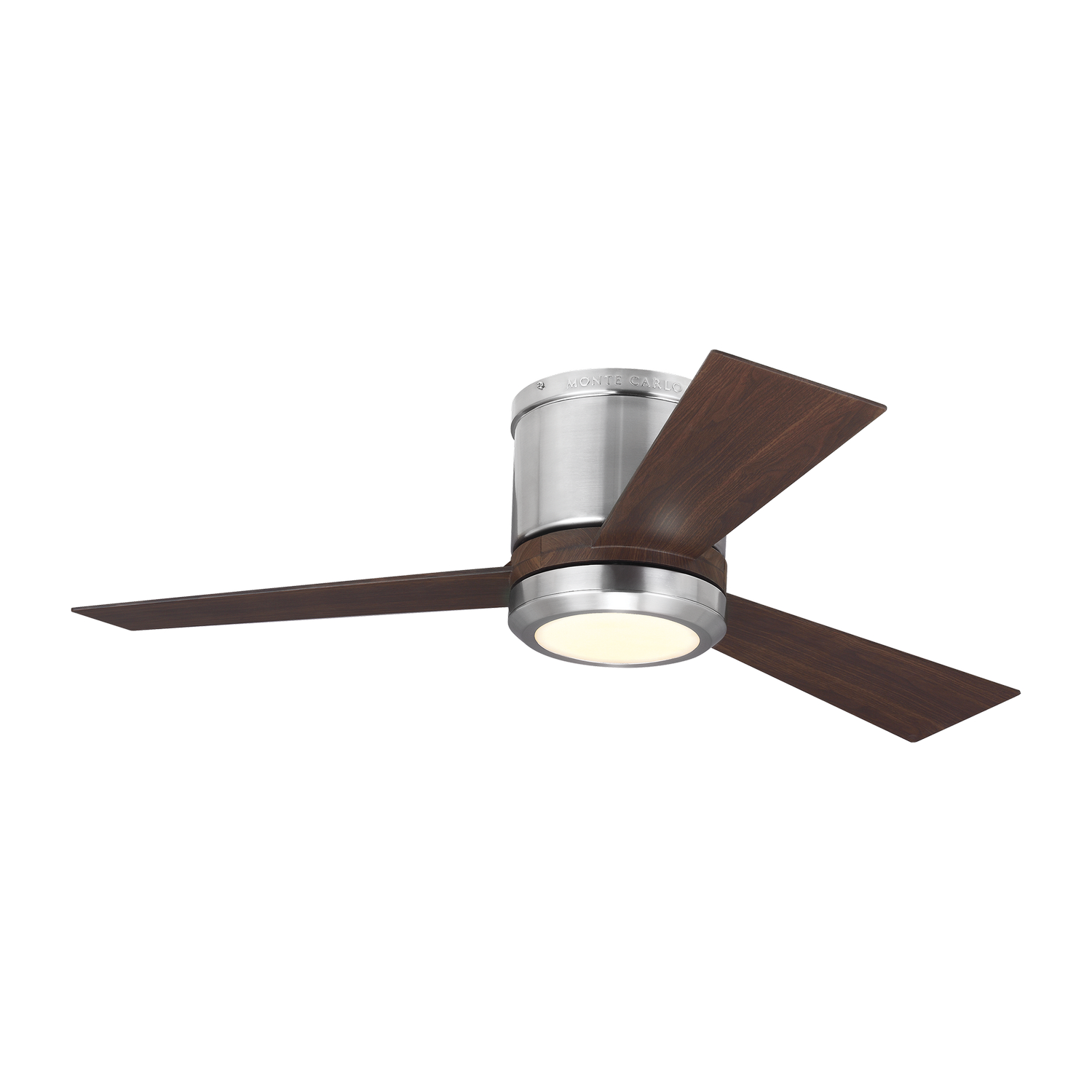 42 inchCeiling Fan from the Clarity II collection by Monte Carlo 3CLYR42BSD V1
