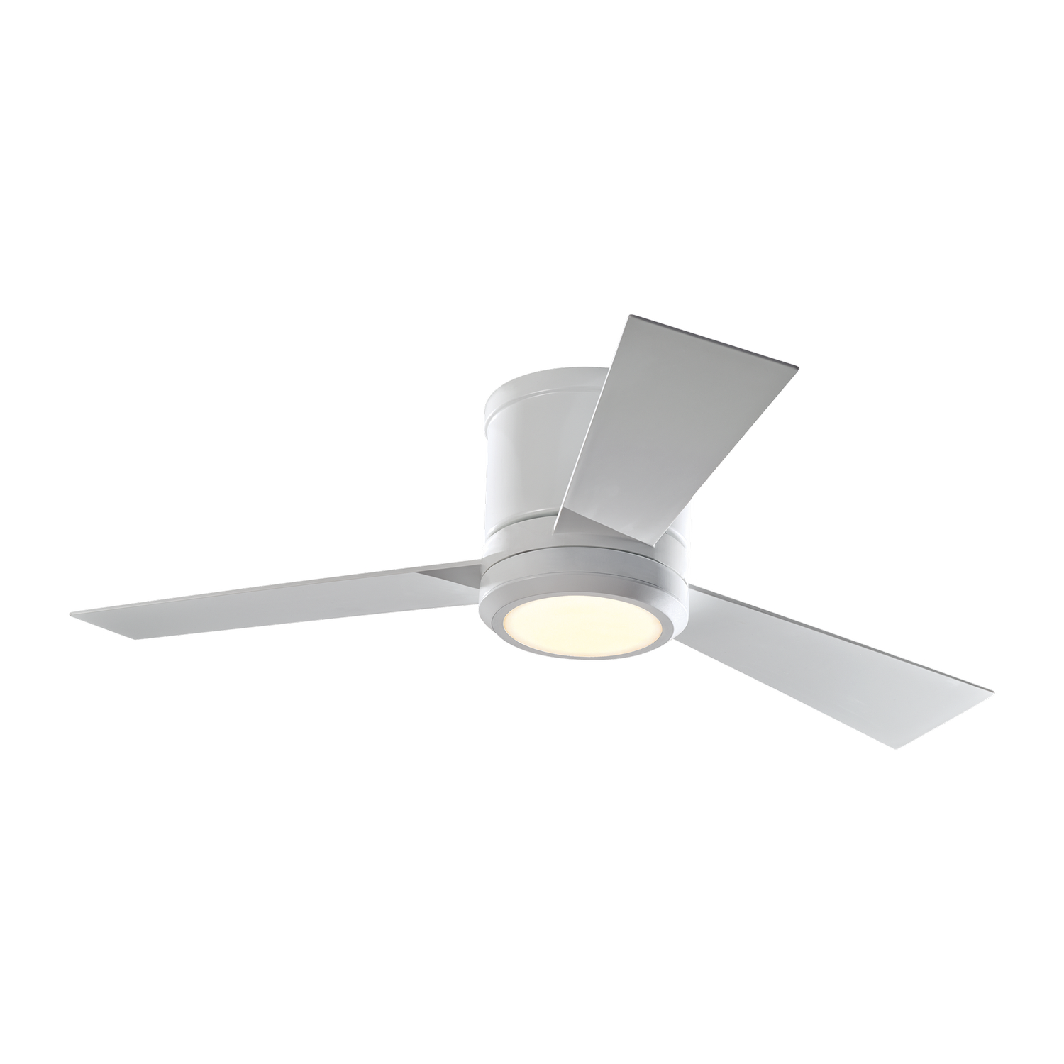 42 inchCeiling Fan from the Clarity II collection by Monte Carlo 3CLYR42RZWD V1