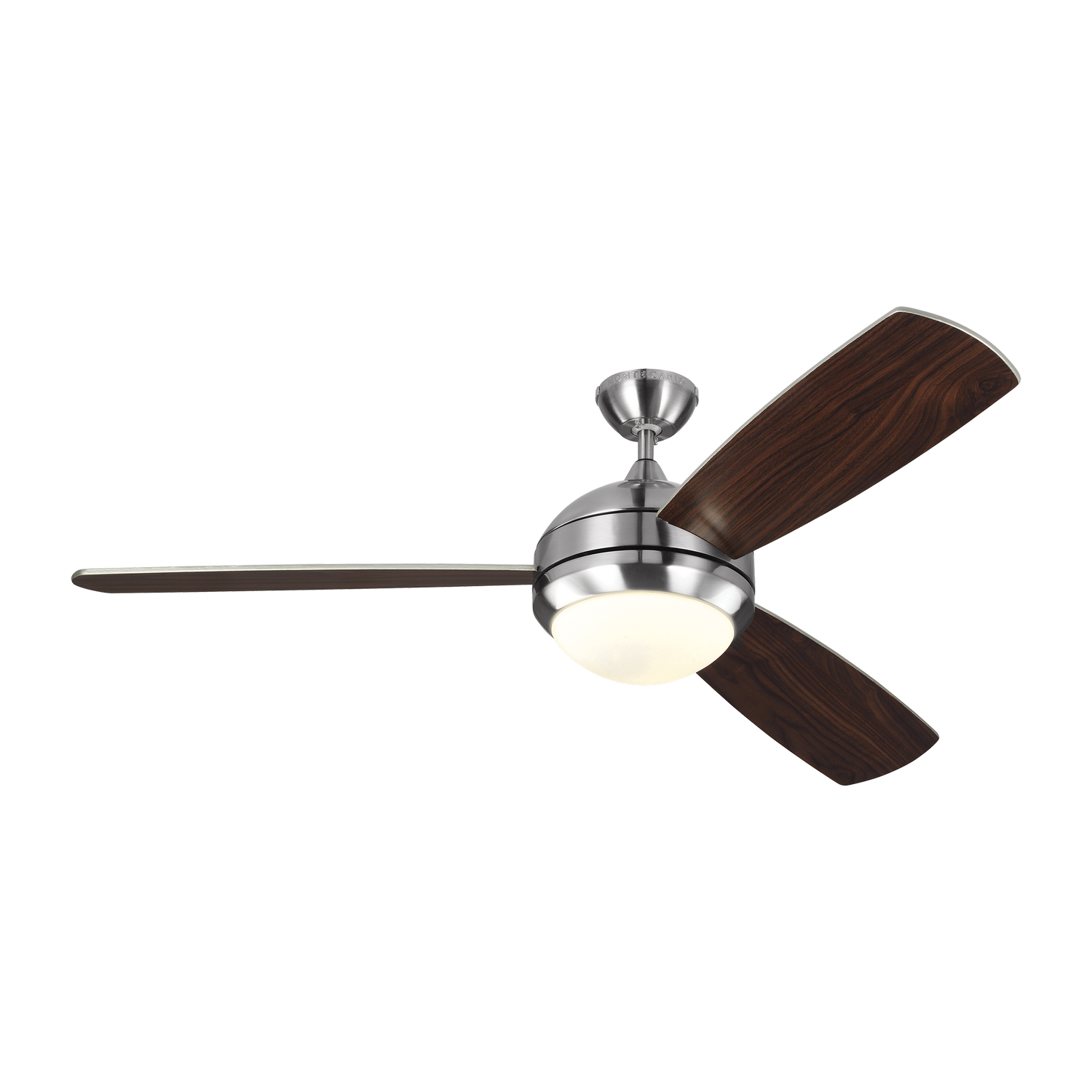 58 inchCeiling Fan from the Discus Trio Max collection by Monte Carlo 3DIR58BSD V1