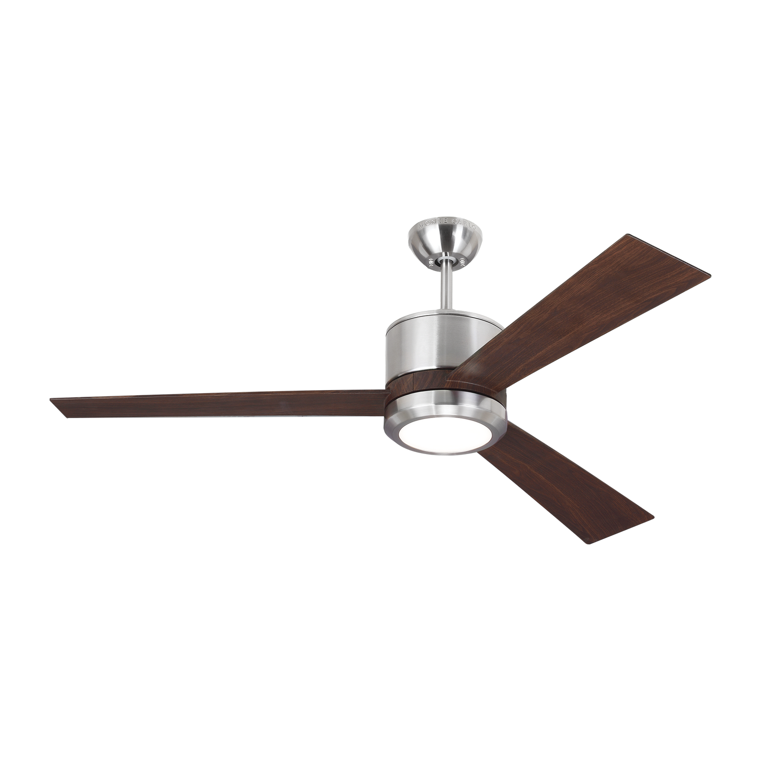52 inchCeiling Fan from the Vision collection by Monte Carlo 3VNR52BSD V1