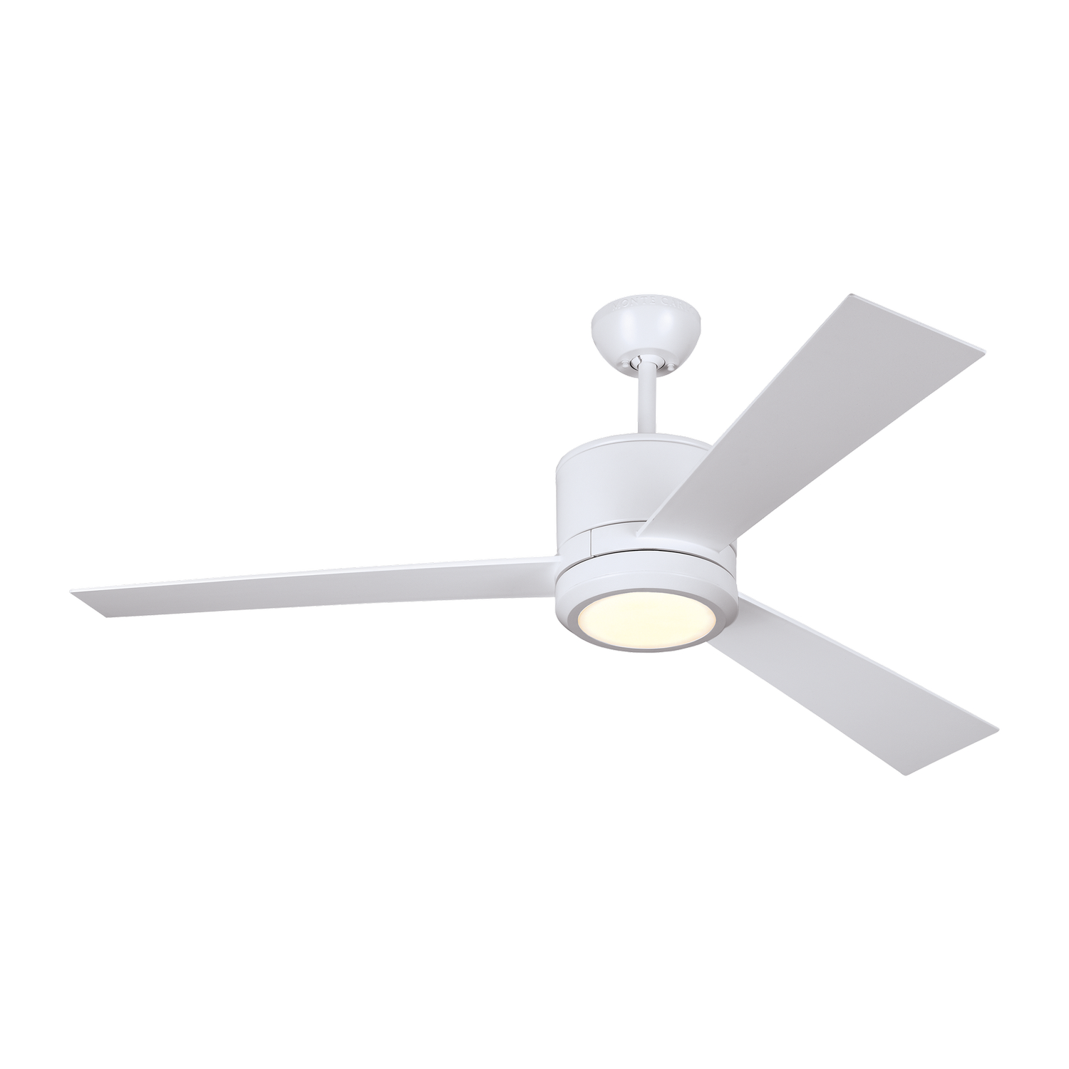 52 inchCeiling Fan from the Vision collection by Monte Carlo 3VNR52RZWD V1