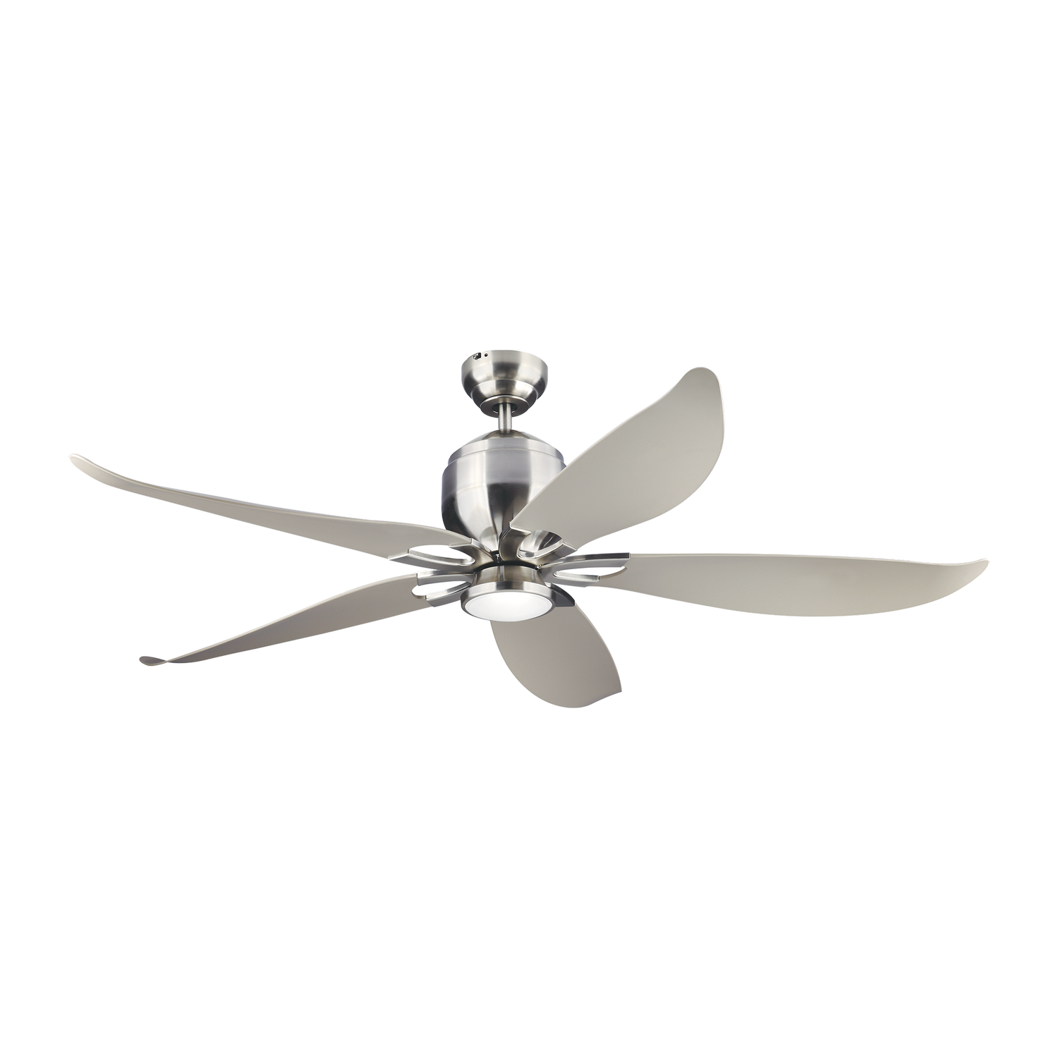 56 inchCeiling Fan from the Lily collection by Monte Carlo 5LLR56BSD V1