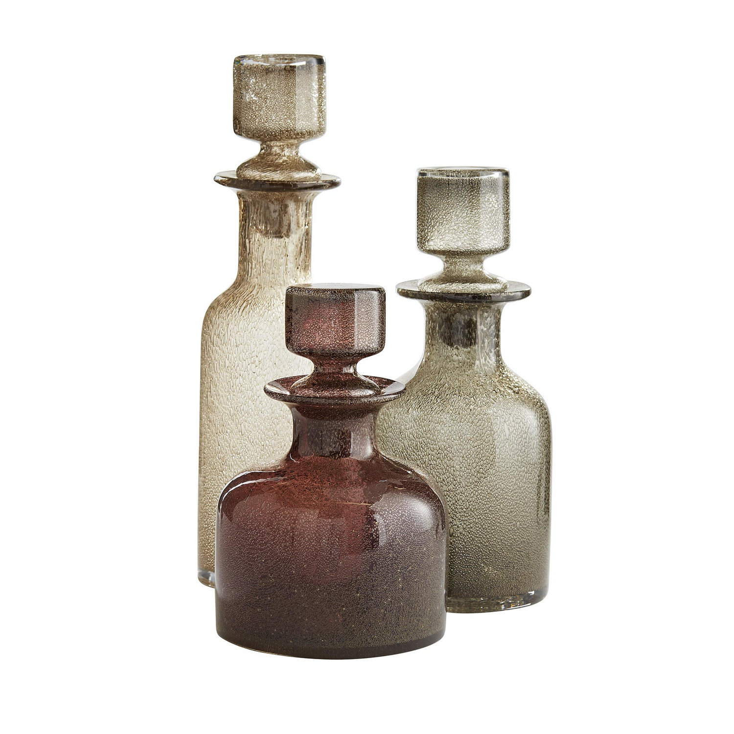 Decanters Set of 3 by Arteriors 7437