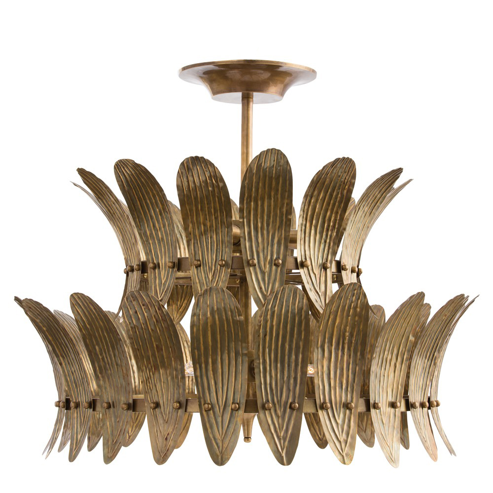 Eight Light Chandelier from the Analise collection by Arteriors 84310