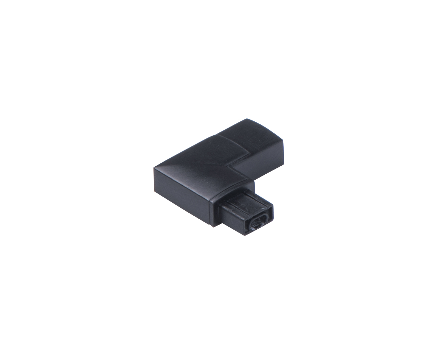 90 Degree Connector Right from the CounterMax MX L 24 SS collection by Maxim 89831BK