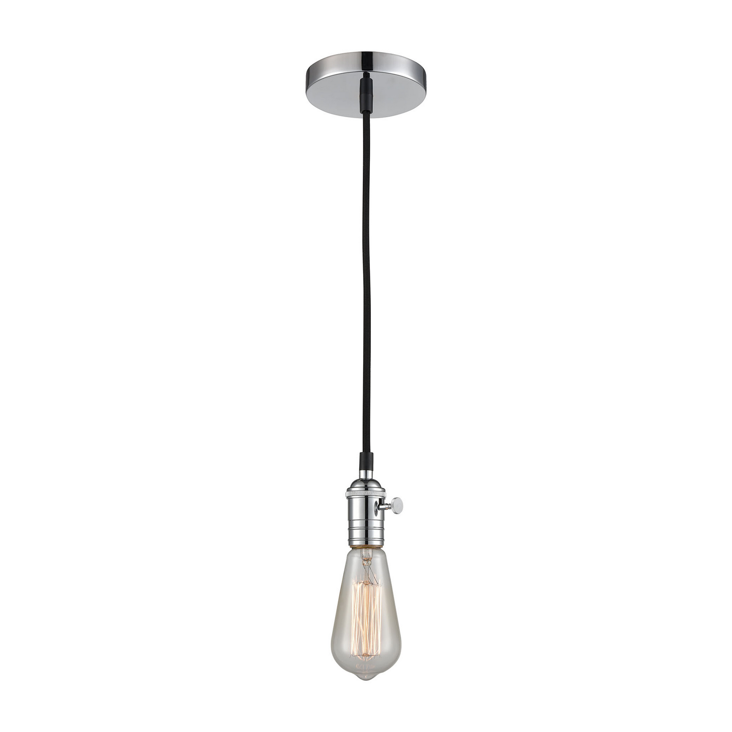 One Light Pendant From The Socket Pendant Collection By Sterling Industries 1201 025