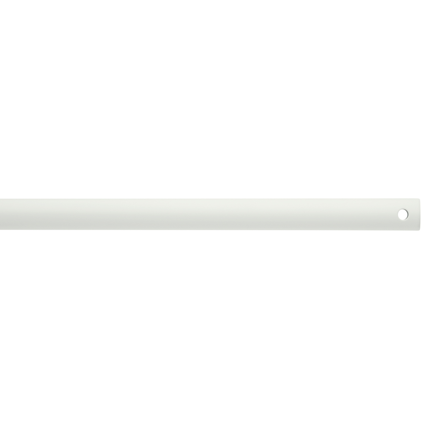 Down Rod from the Basics collection by Kichler 451MWH