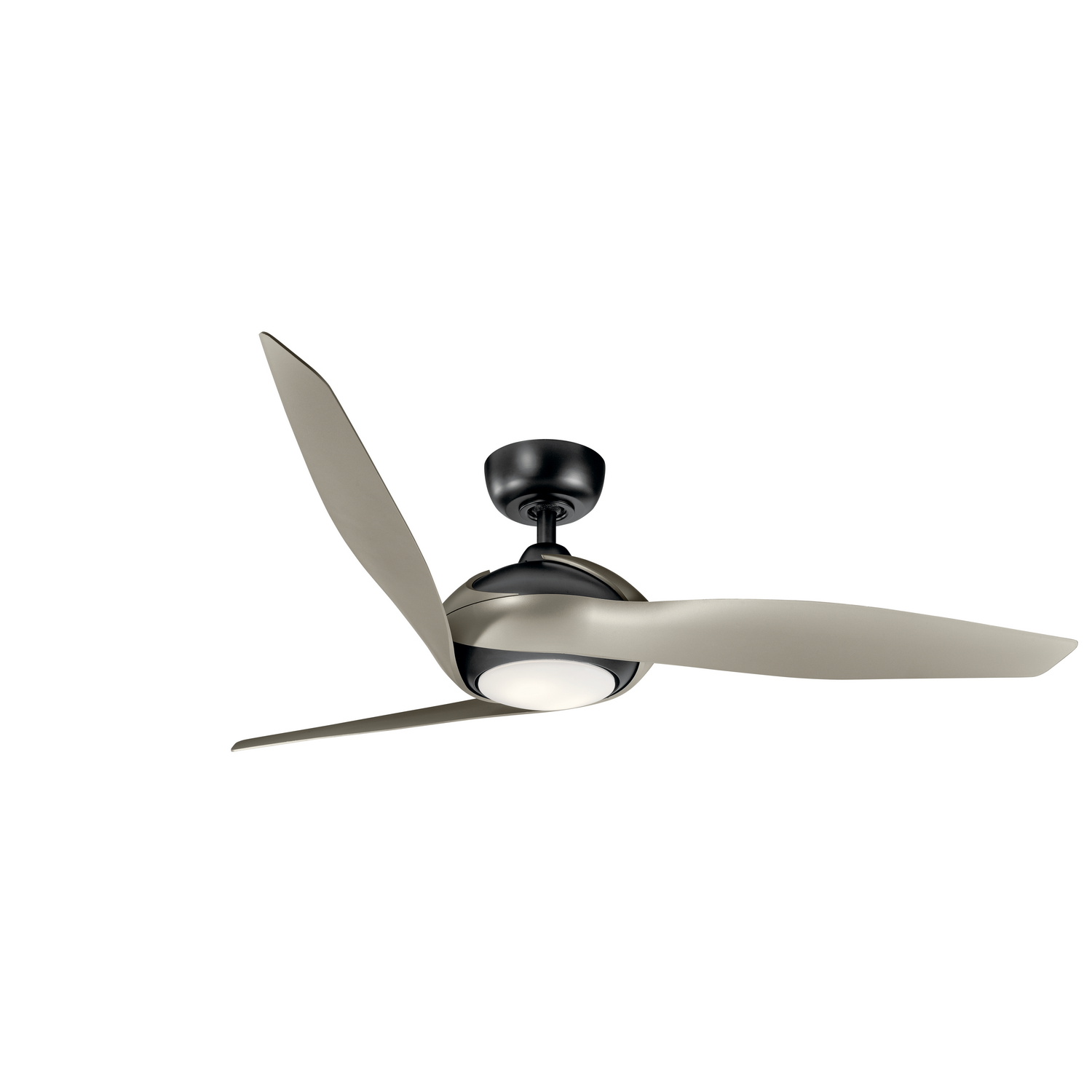 60 inchCeiling Fan from the Zenith collection by Kichler 300200SBK