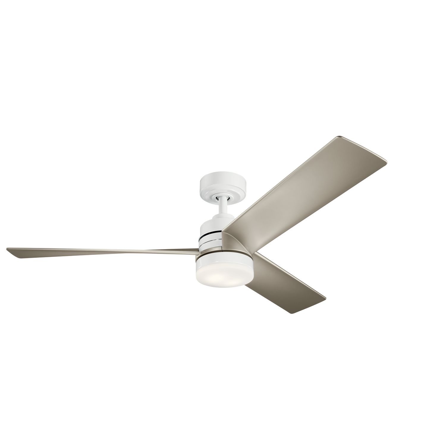 52 inchCeiling Fan from the Spyn collection by Kichler 300275WH