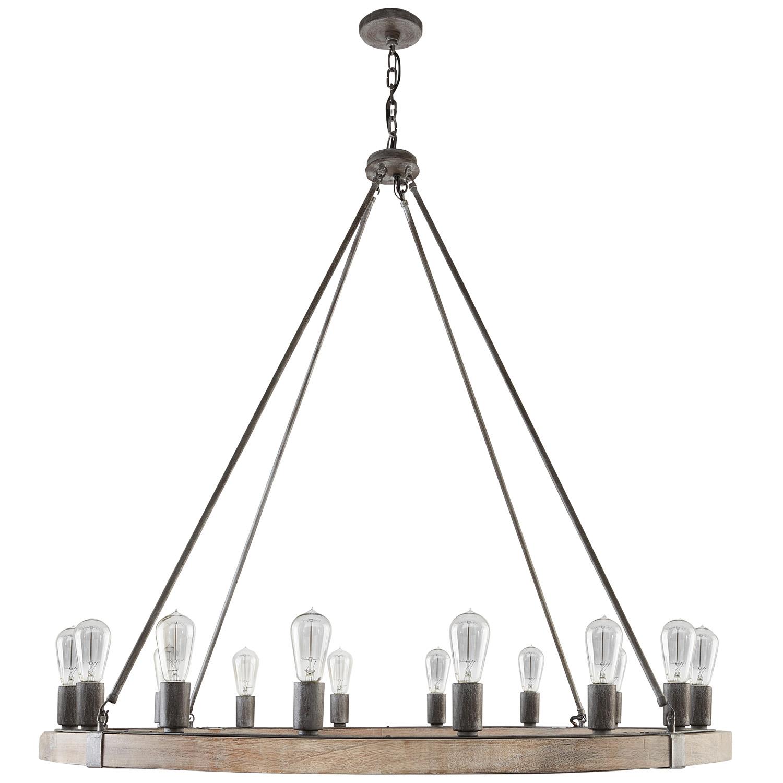 16 Light Chandelier by Capital Lighting 430501UW