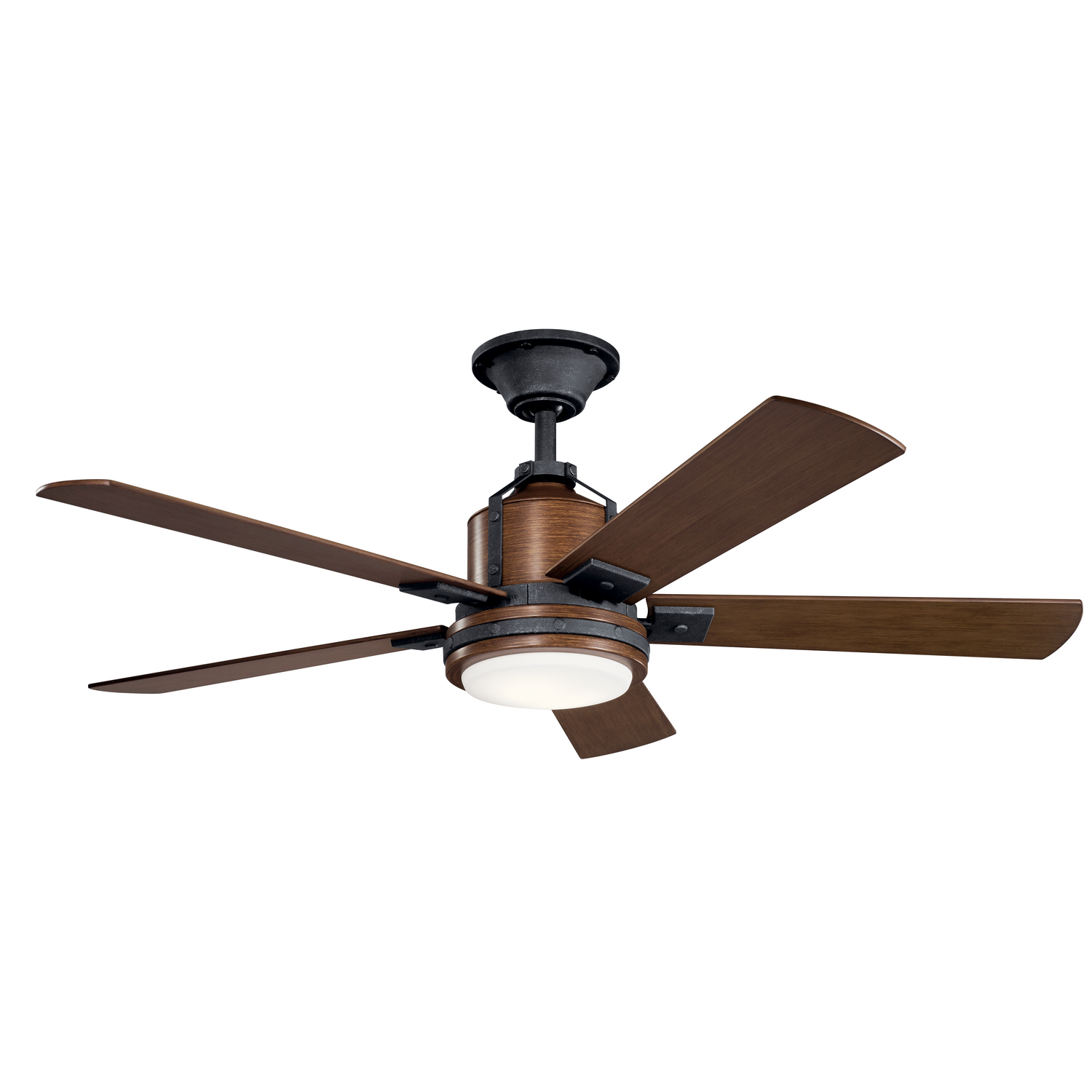 52 inchCeiling Fan from the Colerne collection by Kichler 300052DBK