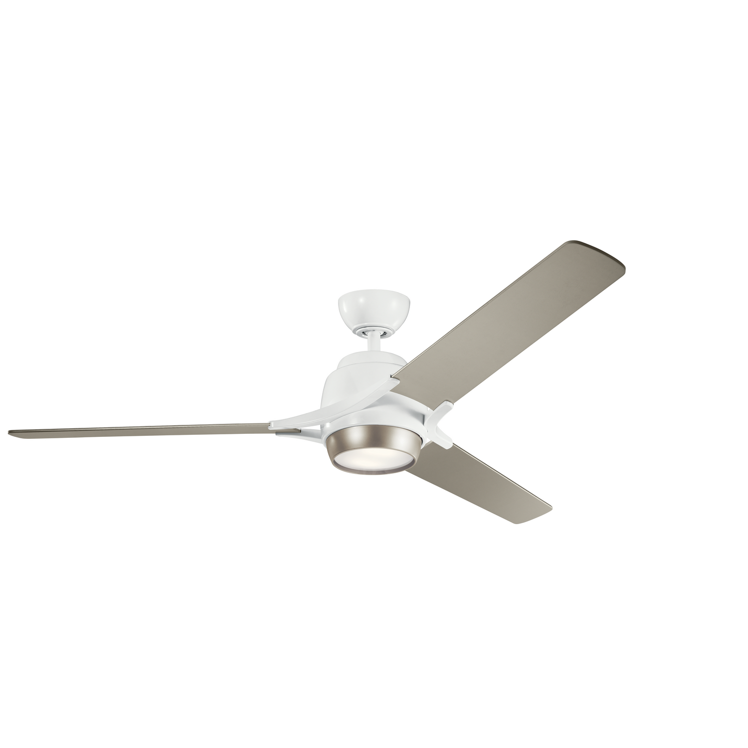 60 inchCeiling Fan from the Zeus collection by Kichler 300060WH