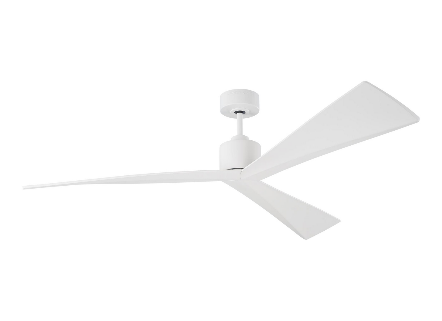 60 inchCeiling Fan from the Adler collection by Monte Carlo 3ADR60RZW