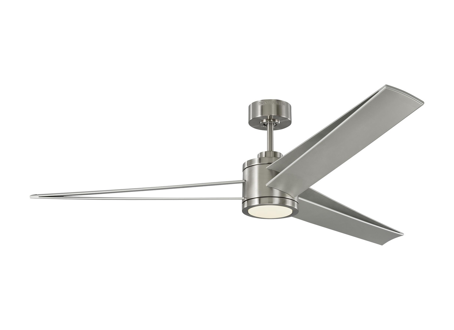 60 inchCeiling Fan from the Armstrong collection by Monte Carlo 3AMR60BSD