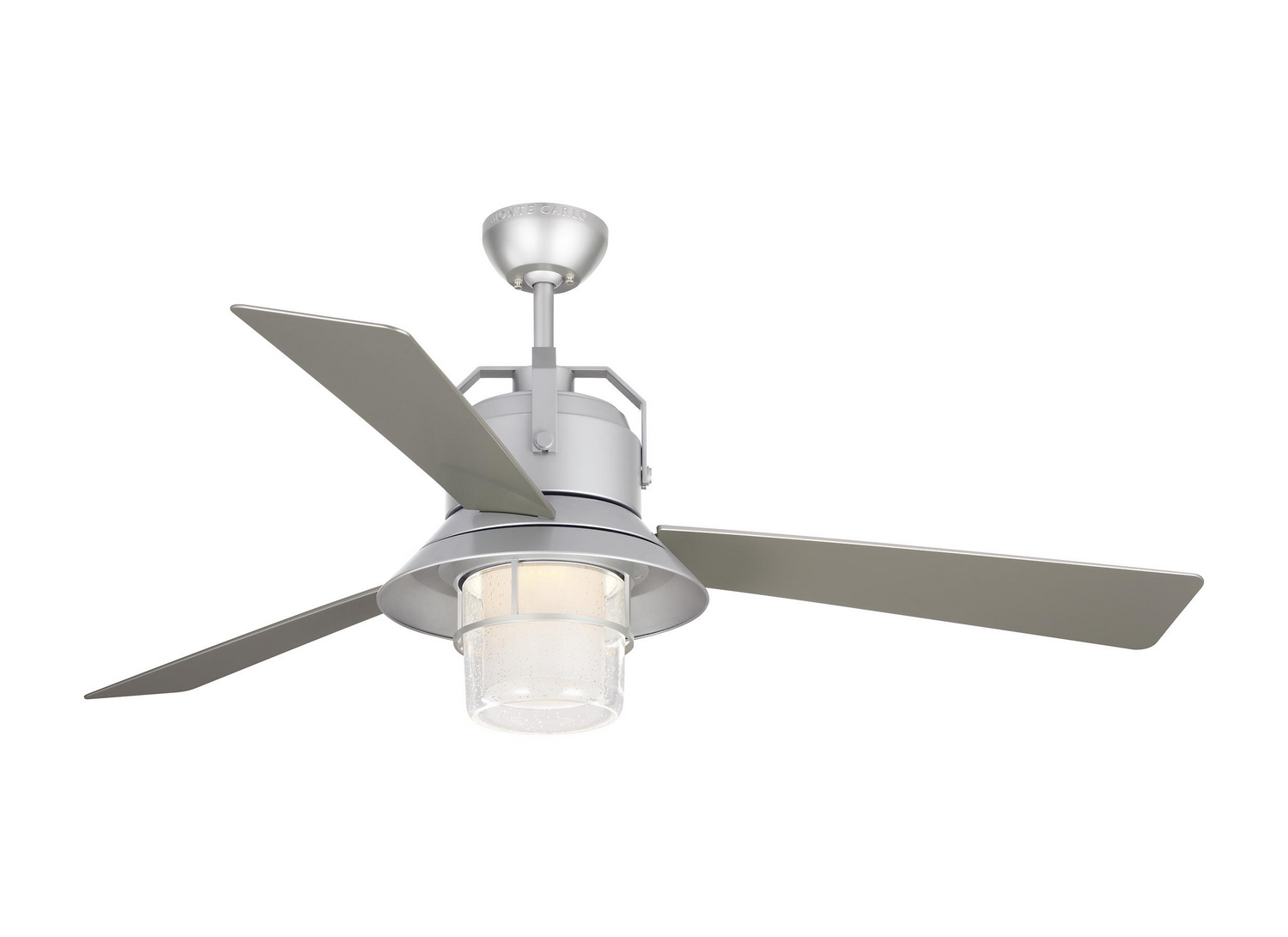 54 inchCeiling Fan from the Boynton 54 collection by Monte Carlo 3BTR54PBSD