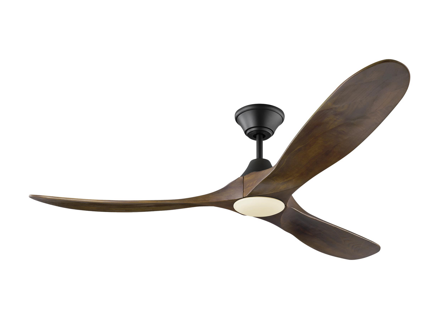 60 inchCeiling Fan from the Maverick LED collection by Monte Carlo 3MAVR60BKD