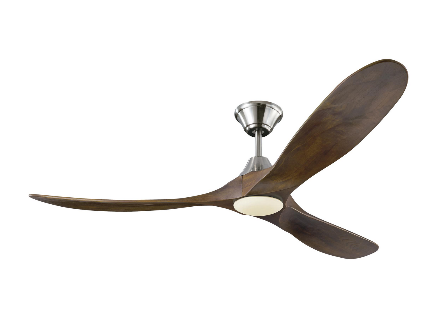 60 inchCeiling Fan from the Maverick LED collection by Monte Carlo 3MAVR60BSD