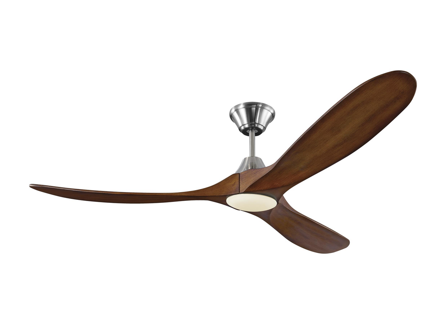 60 inchCeiling Fan from the Maverick LED collection by Monte Carlo 3MAVR60BSKOAD