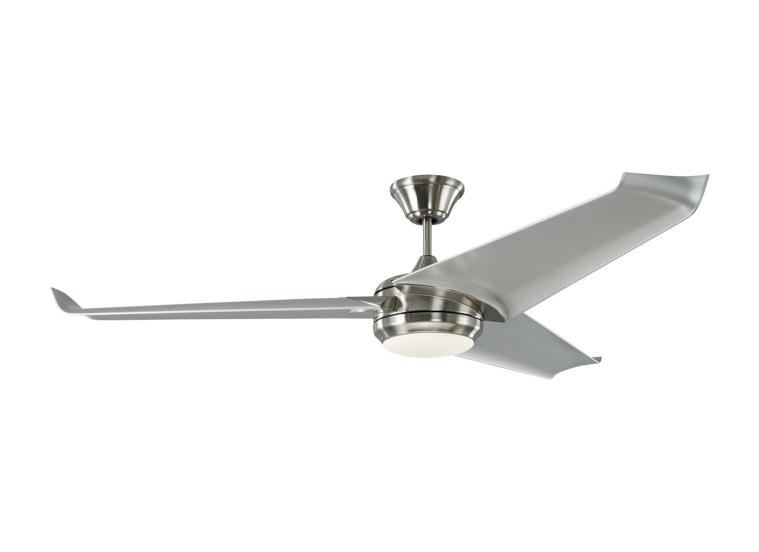 60 inchCeiling Fan from the Orville collection by Monte Carlo 3OVR60BSD