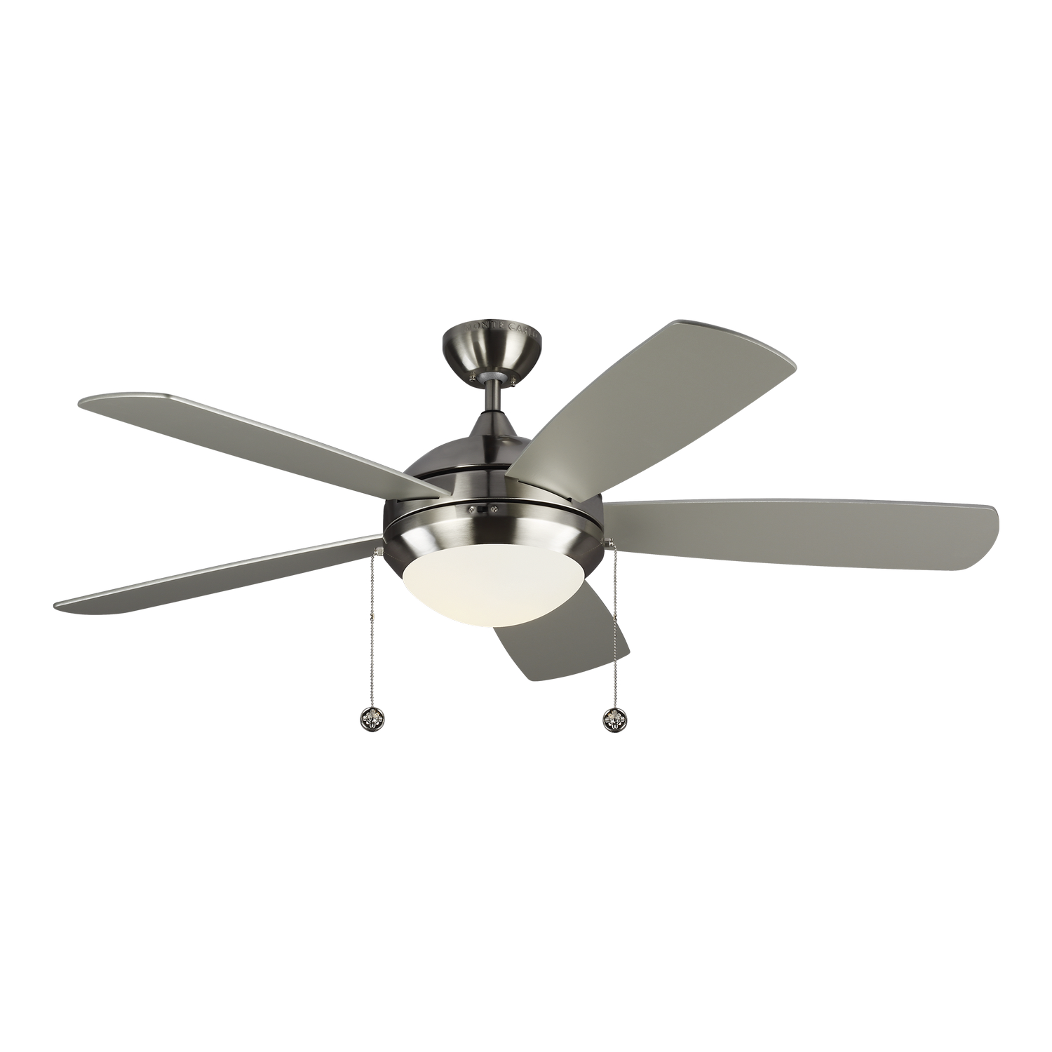 52 inchCeiling Fan from the Discus Classic collection by Monte Carlo 5DIC52BSD V1