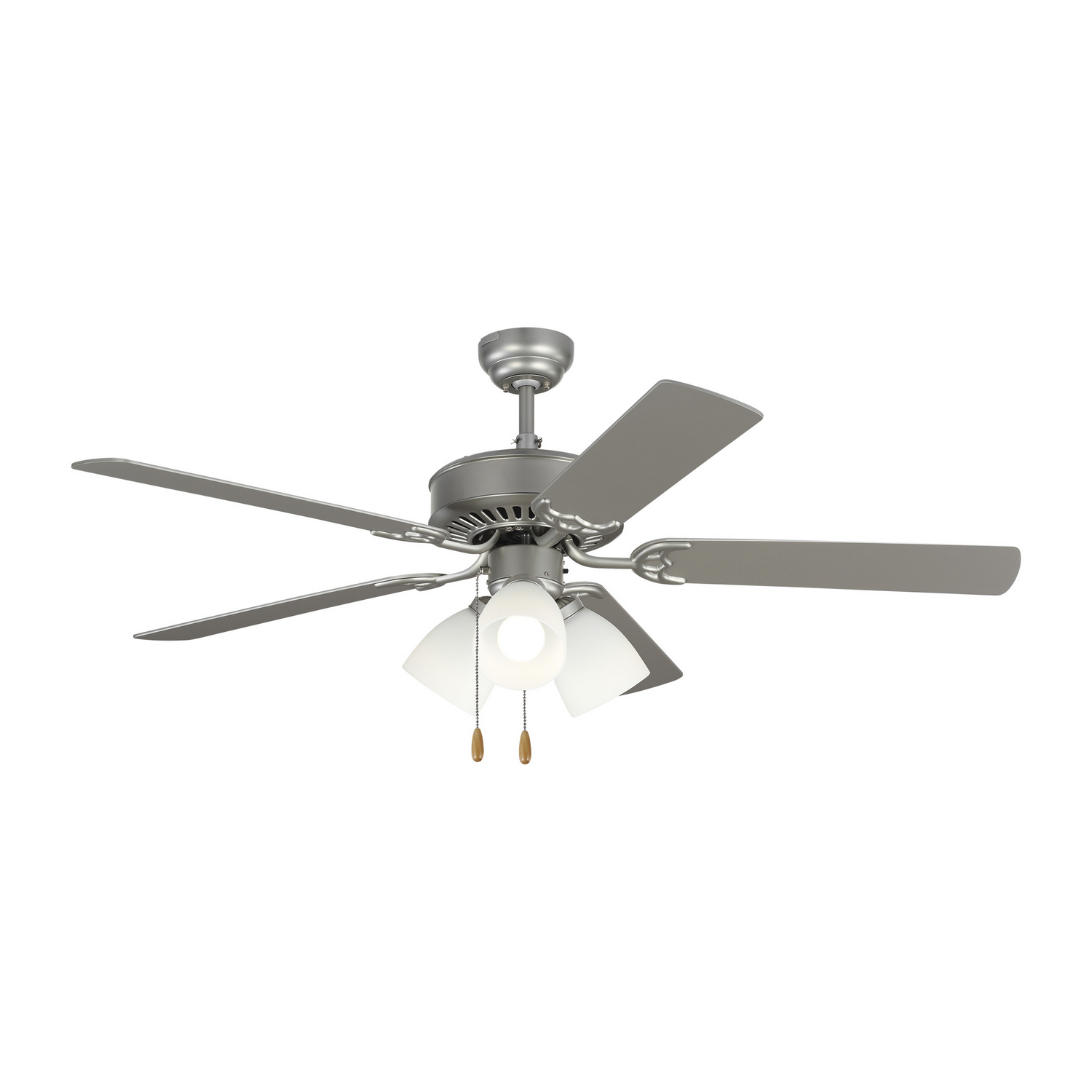 52 inchCeiling Fan from the Haven 52 LED 3 collection by Monte Carlo 5HV52BPF
