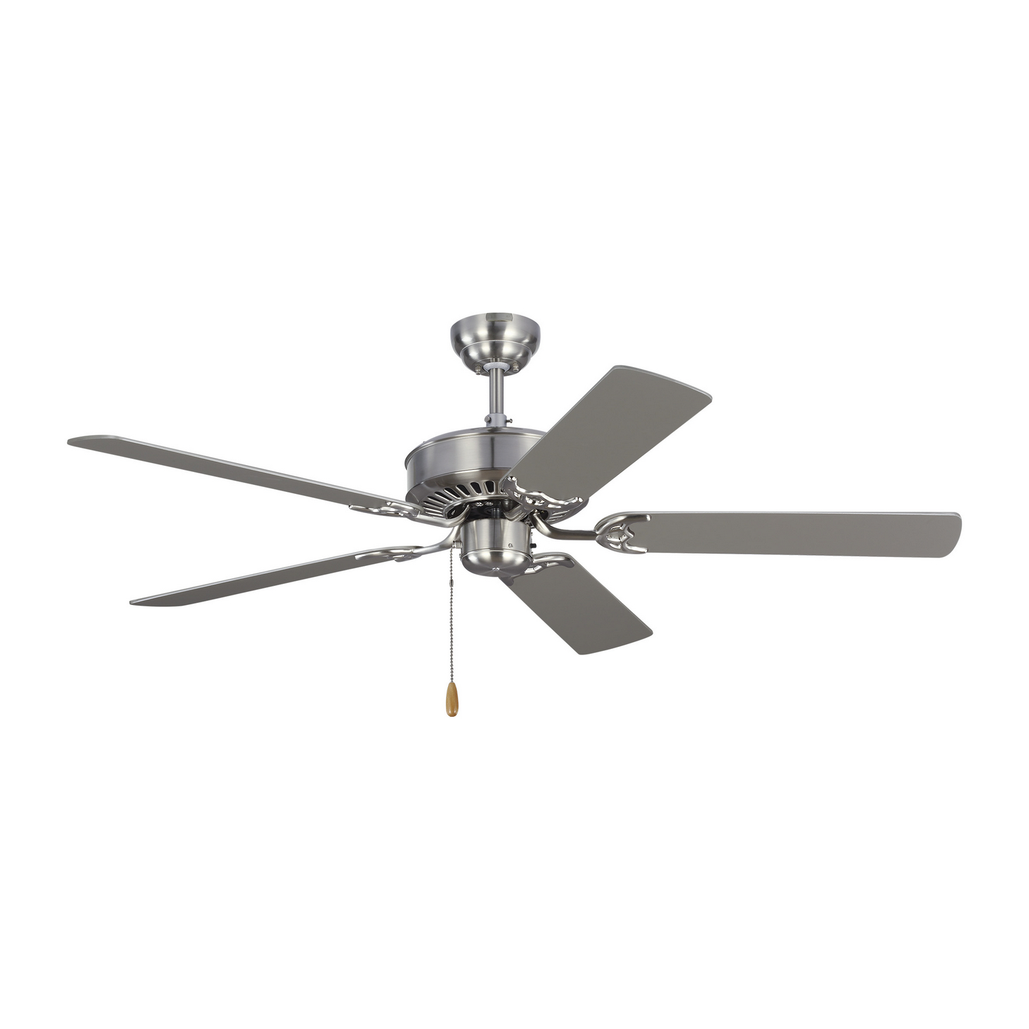 52 inchCeiling Fan from the Haven 52 collection by Monte Carlo 5HV52BS
