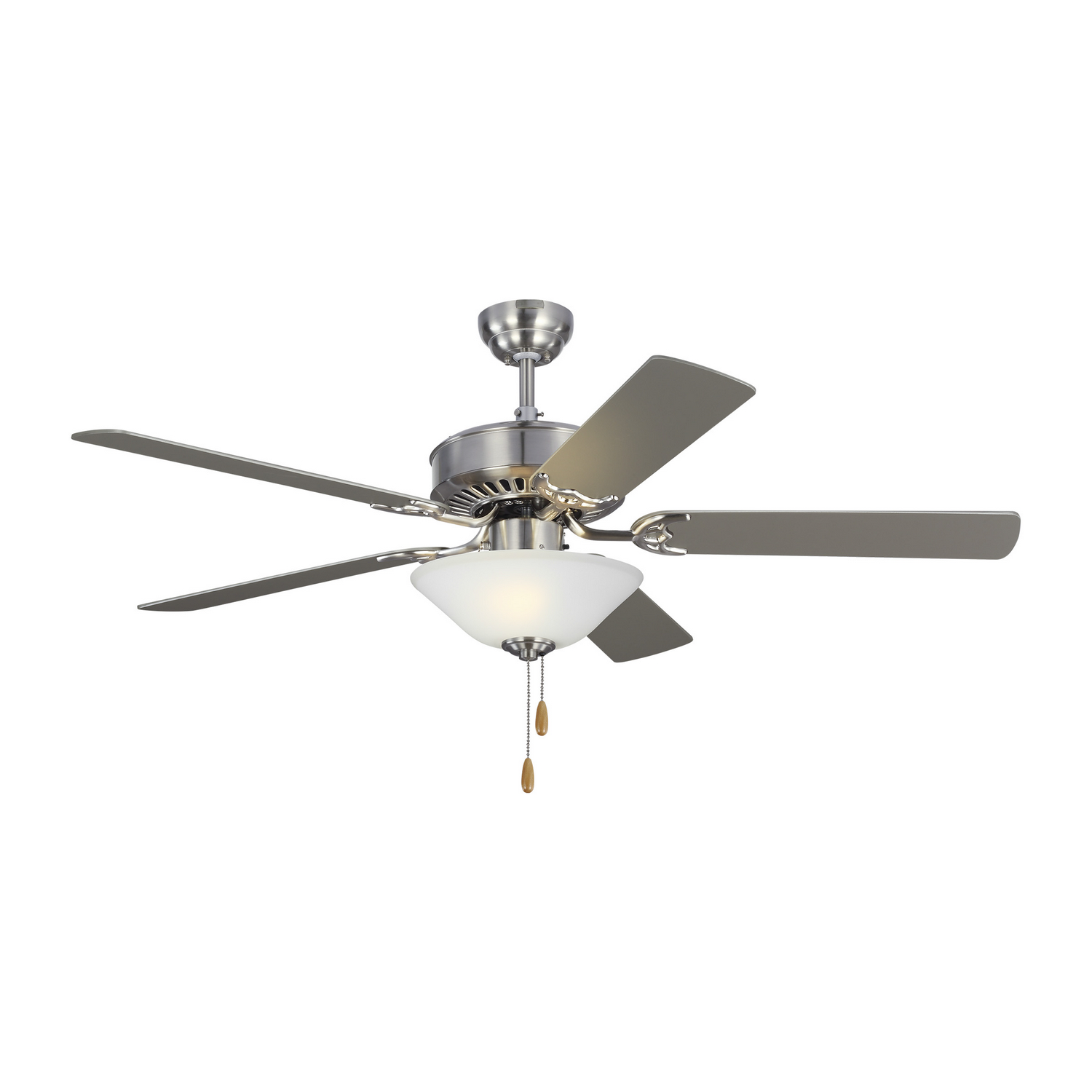 52 inchCeiling Fan from the Haven 52 LED 2 collection by Monte Carlo 5HV52BSD