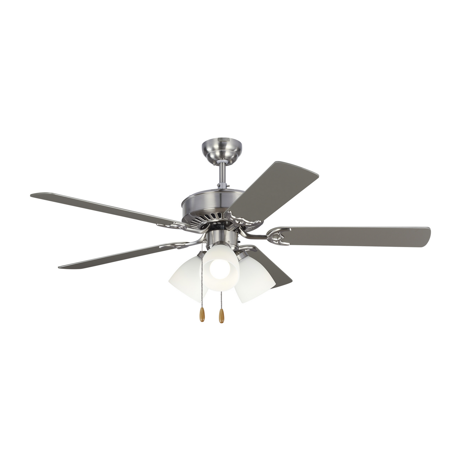 52 inchCeiling Fan from the Haven 52 LED 3 collection by Monte Carlo 5HV52BSF
