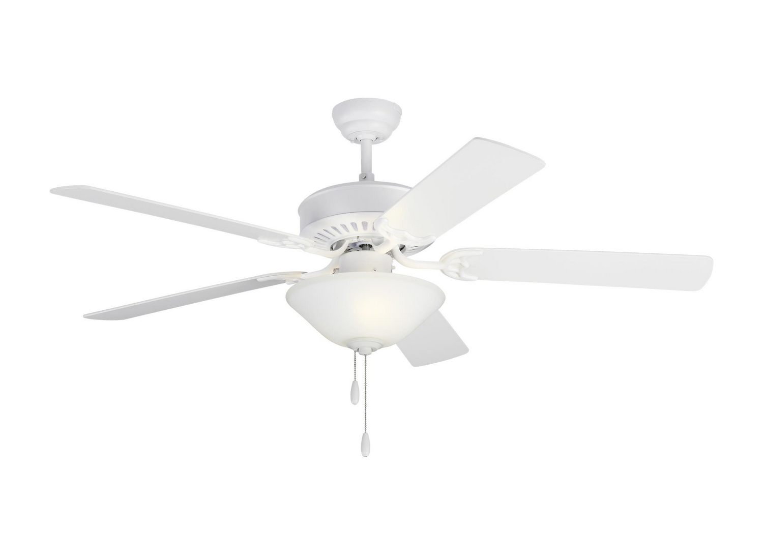 52 inchCeiling Fan from the Haven 52 LED 2 collection by Monte Carlo 5HV52RZWD