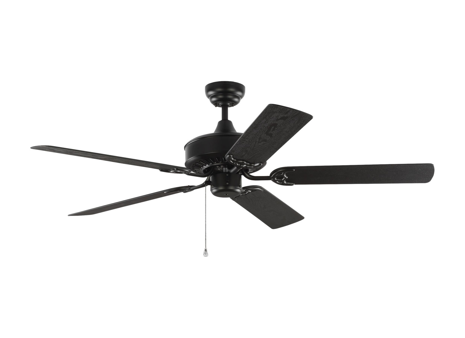 52 inchCeiling Fan from the Haven 52 Outdoor collection by Monte Carlo 5HVO52BK