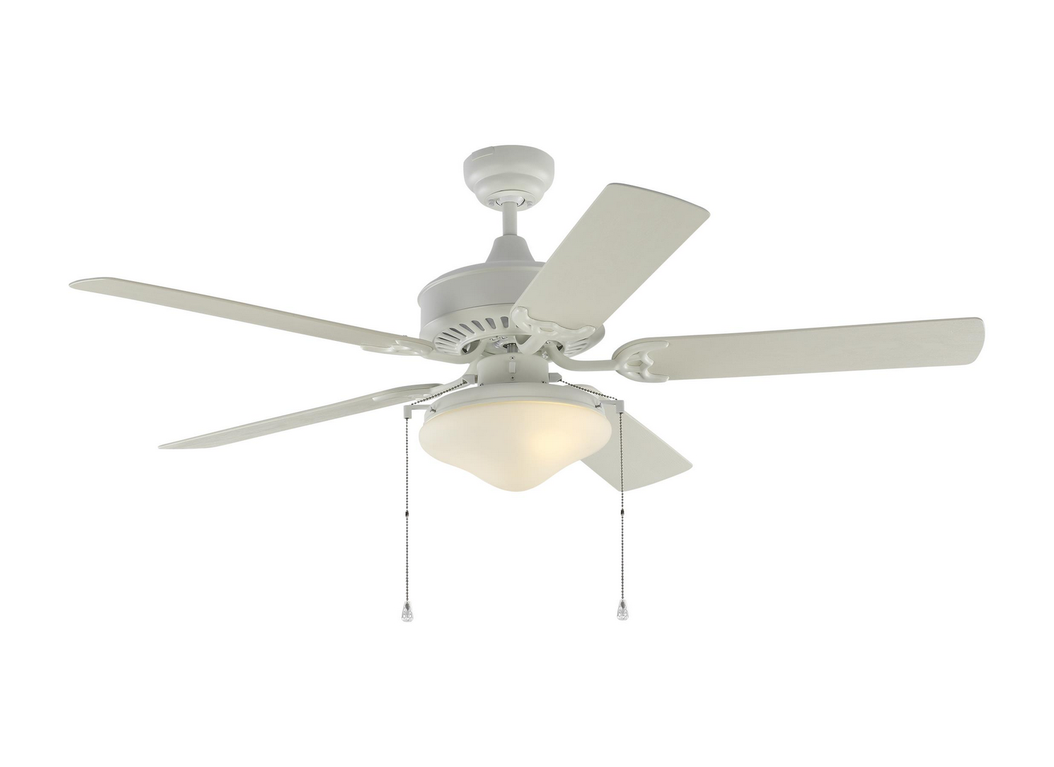 52 inchCeiling Fan from the Haven 52 Outdoor LED collection by Monte Carlo 5HVO52RZWD