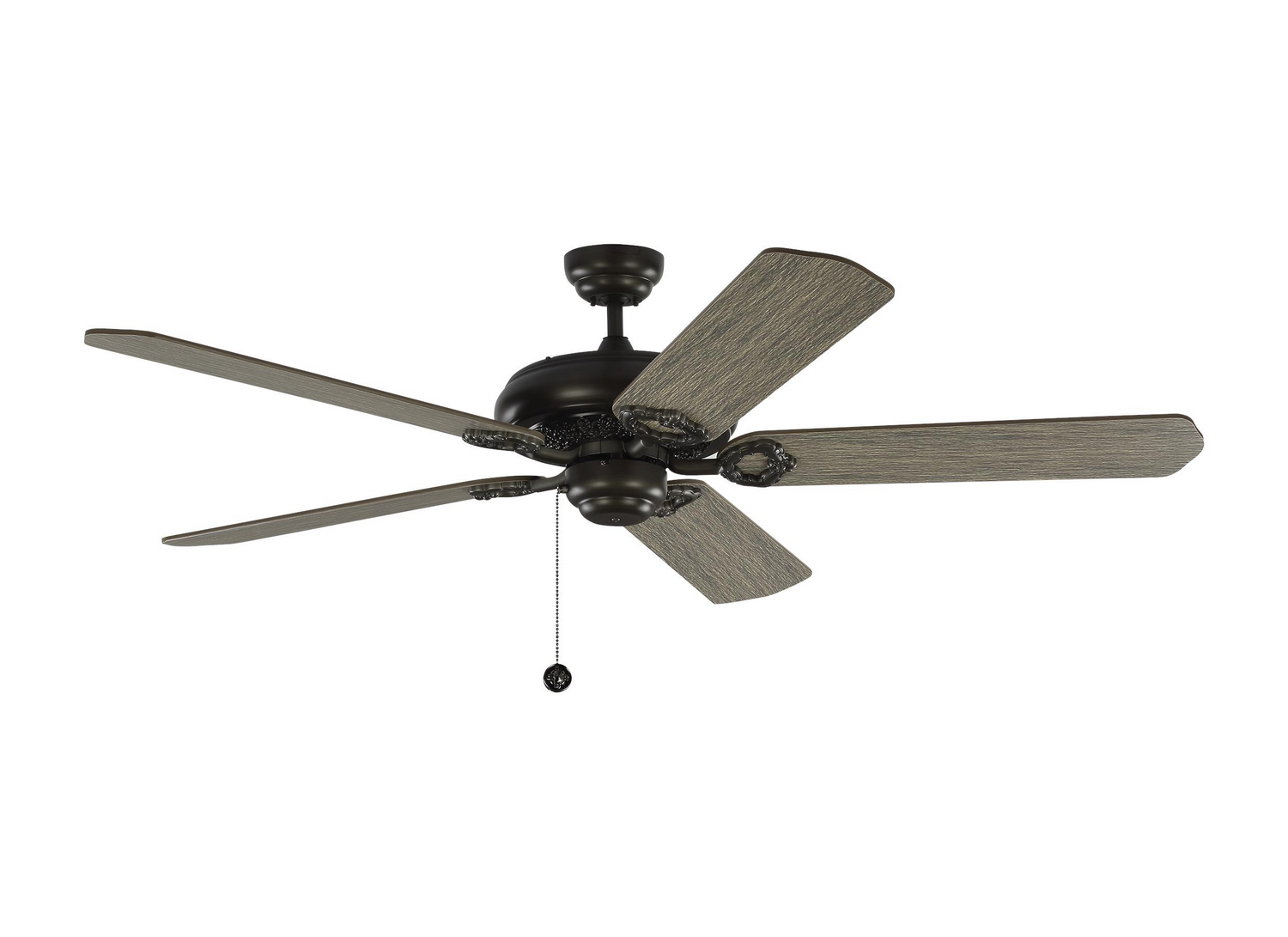 60 inchCeiling Fan from the York 60 collection by Monte Carlo 5YK60AGP