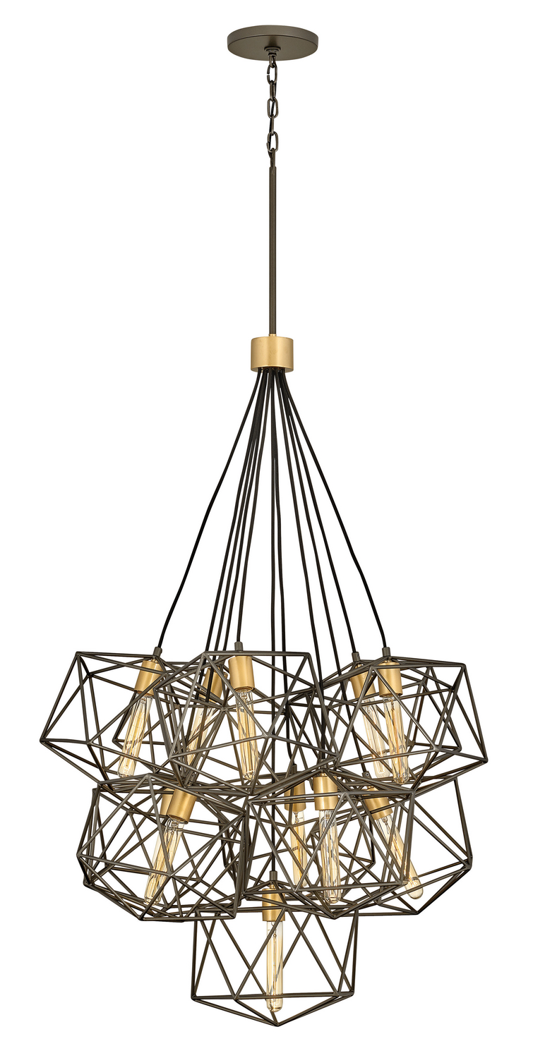 11 Light Chandelier from the Astrid collection by Hinkley 3029MM