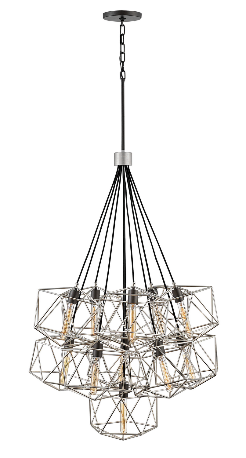 11 Light Chandelier from the Astrid collection by Hinkley 3029GG