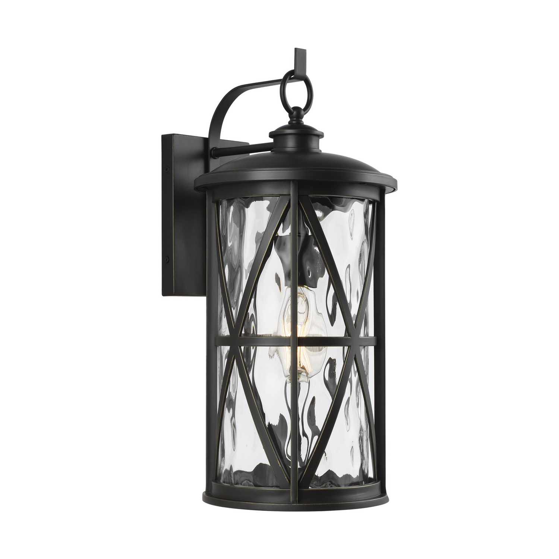 Antique Bronze Progress Lighting P6429-20 Traditional//Classic 1-100W Med Post Lantern