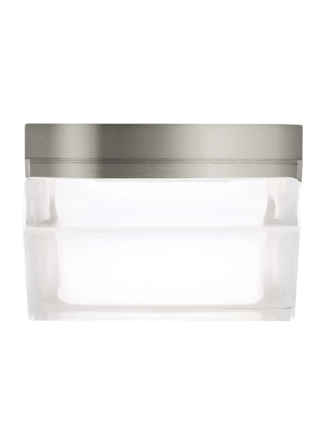 Boxie Ceiling Small Led277 from the Boxie collection by Tech Lighting 700BXSS LED277