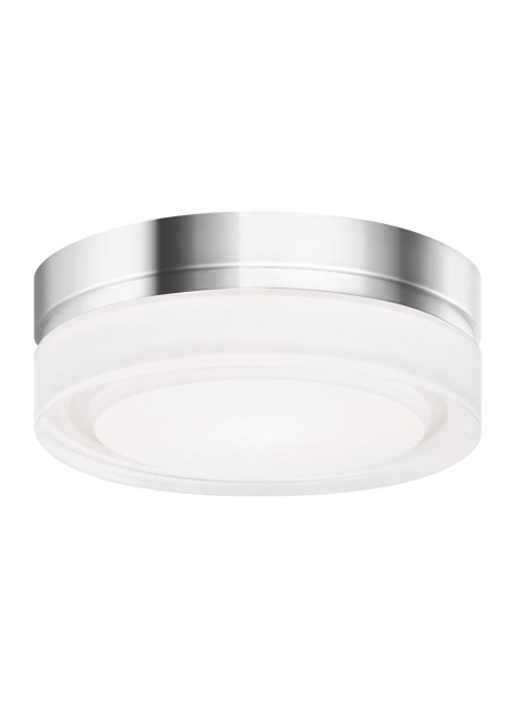 Cirque Ceiling Small Ch Led277 from the Cirque collection by Tech Lighting 700CQSC LED277