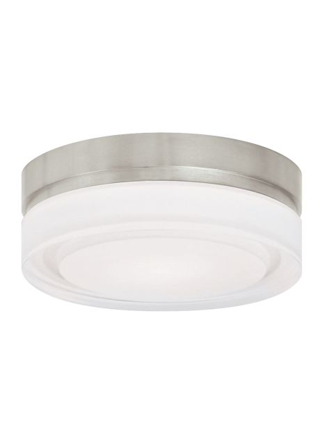 Cirque Ceiling Small Led from the Cirque collection by Tech Lighting 700CQSS LED