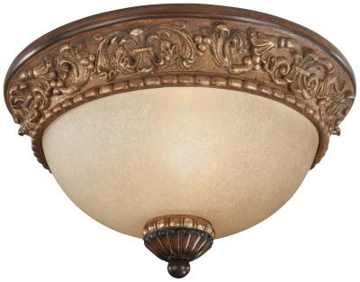 Minka Lavery   960 126   Belcaro   One Light Flush Mount   Belcaro