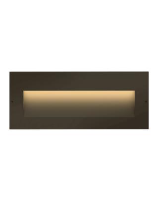 15773AZT27R Text Arch Bronze Kichler Landscape LED LED Brick Light