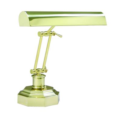 NEW LED PIANO DESK LAMP in POLISHED BRASS PLED100-61