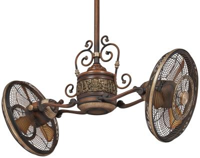 Minka Aire Traditional Gyro™ 42``Ceiling Fan